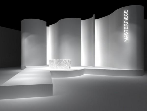 Runway Stage Design : Chora_ Architecture, Interior, and Graphics Design